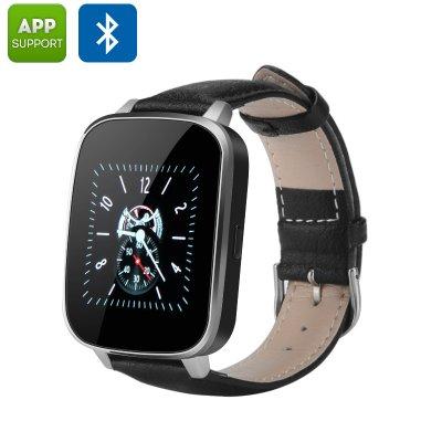 Smartwatch Bluetooth 4.0 per Android e iOS Nero (1)